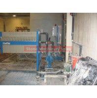WTT Water Recycling System - Filterpress