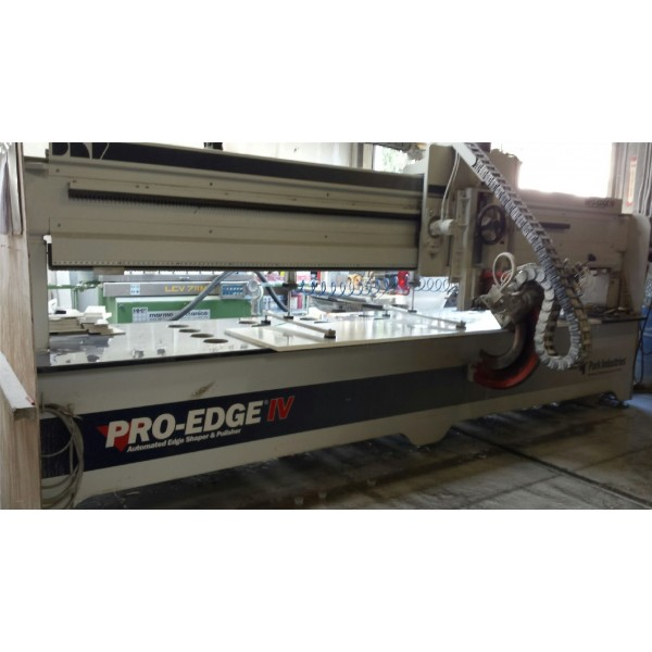 2008 park industries pro edge iv