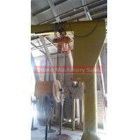 (3) Jib Cranes 1 ton & 1/2 ton
