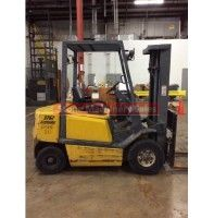 03 - 04 YALE GDP050 5,000lb Forklifts (50 units)