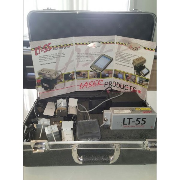 Laser Products Lt 55 PDA Version