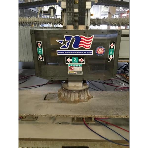 Northwood NW-138 EDS CNC Machining Center 2