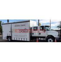 2017 International 4300 SBA 4X2 Truck
