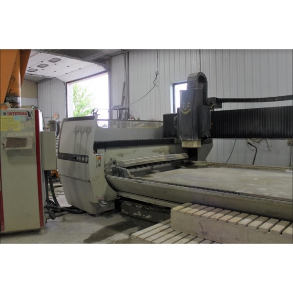 2004 Intermac Pro Cnc Work Center
