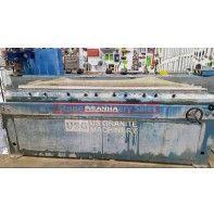 2003 USG Piranha edge polisher