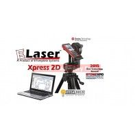 ETemplate ELaser Xpress 2D measuring system