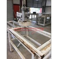 Rye Corp Scorpion Radial Arm Polisher / sink machine