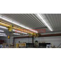 1 Ton Over Head crane 48' x 50'