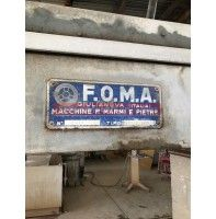 Foma Artefresa bridge saw
