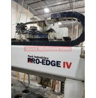 2007 Park Industries Pro Edge IV Edge Polisher