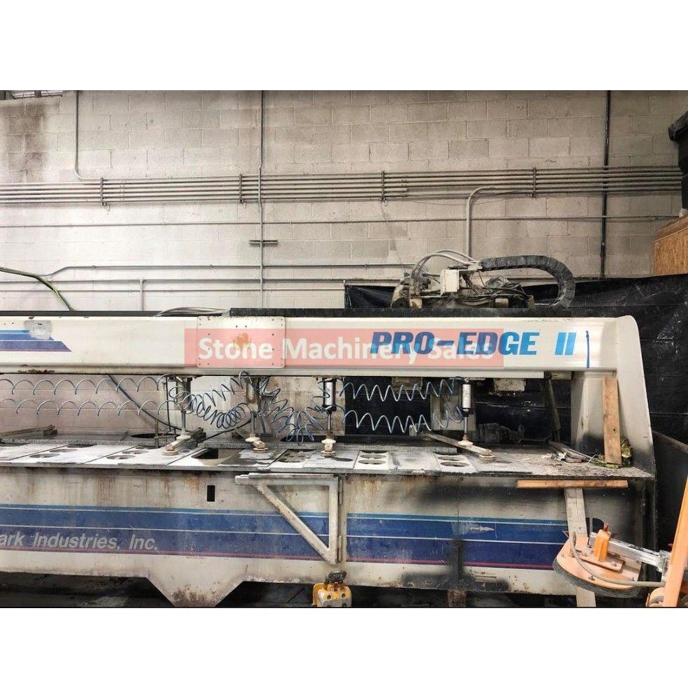 Park Industries Pro Edge 2 edge polisher