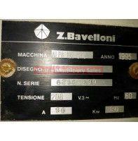 1995 Z. Bavelloni 102 cnc