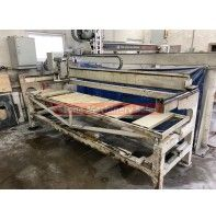 2011 Rye Corp Fab King sink cut out machine