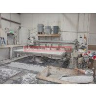 2005 Park Industries Sierra Bridge Saw w/ tilting table