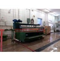2000 Marmo LCV 711 flat edge polisher