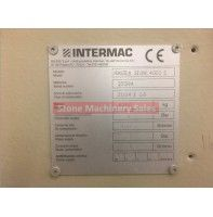 2005 Intermac Masterstone 4000 cnc router