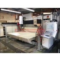 2017 Sasso K600 5 Axis CNC Bridge Saw
