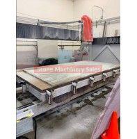 2017 Park Industries Saber 5 Axis CNC Bridge Saw