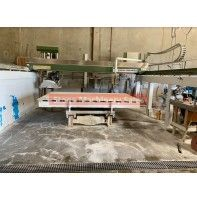 2000 Marmo HTO-1B Bridge Saw