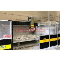 2016 Omag Area Cut 5 CNC Bridge Saw