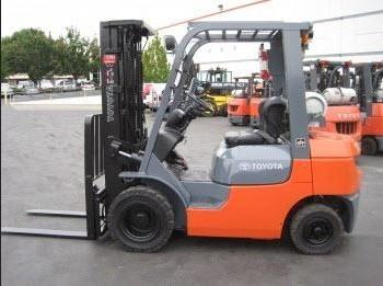 Forklifts / Storage